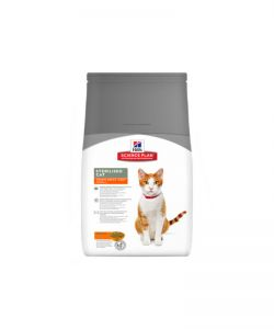 Hills Feline Young Adult Sterilized Pollo 1,5kg