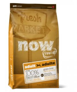 Now Grain Free Adult  Dog 11,3kg
